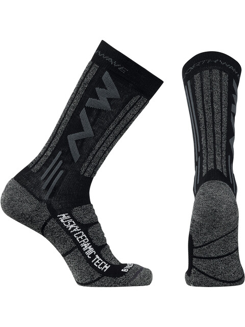 Northwave Husky Ceramic Tech 2 High Socks black